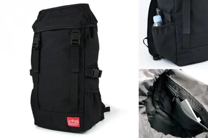 マンハッタンポーテージ (Manhattan Portage)から、本国USの人気モデルをモディファイしたニューモデル「Deco Backpack」9/12から発売!