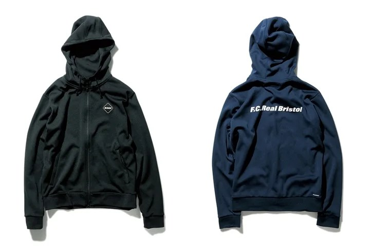 9/12発売!F.C.Real Bristol 2015-2016 A/W COLLECTION アイテム!