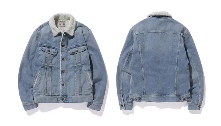 STUSSY × LEEのコラボアイテム「ウォッシュド デニム ジャケット」「デニムパンツ」が発売!(ステューシー リー)