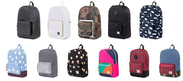ハーシェル サプリー SETTLEMENT/HERITAGEが一斉発売!(Herschel Supply Co 2015 FALL)
