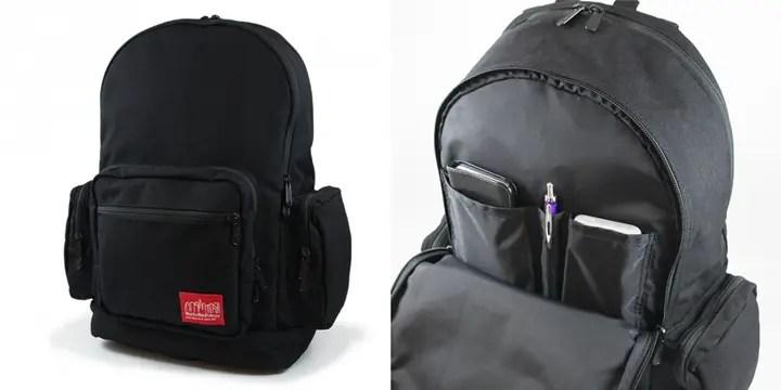 10/17発売!Manhattan Portage 歴代の名モデルからインスパイアされた、ニューバックパック「BDWY Backpack」が発売!(マンハッタンポーテージ)