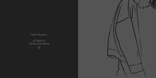 【速報】adidas Originals YEEZY SEASON 1が10/29からリリース! (アディダス カニエ ウェスト イージー ブースト Kanye West)