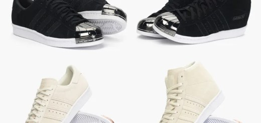"""つま先にメタルを組み込んだアディダス オリジナルス ウィメンズ スーパースター 80s メタル トー (adidas Originals SUPERSTAR 80s """"Metal Toe"""" W) [S75056,7][S79383,4]"""