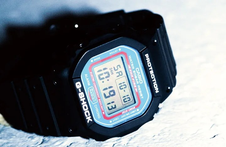12/5発売!G-SHOCK × X-large DW-5600 (ジーショック エクストララージ)