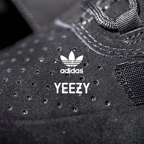 """【海外販売店発表】adidas Originals YEEZY 750 """"Black Out"""" (アディダス カニエ ウェスト イージー ブースト """"ブラックアウト"""" Kanye West) [BB1839]"""