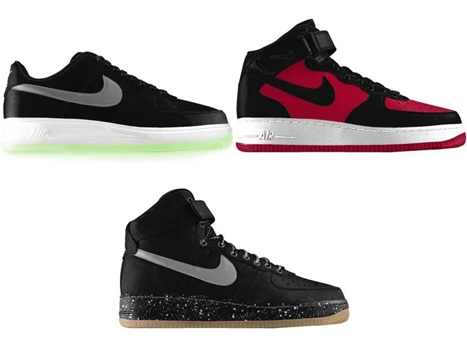 timeless design 0e6a3 b7935 coupon for nike air force 1 white high nike id 51f82 74437