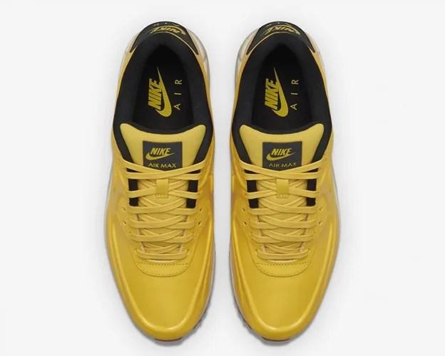 【オフィシャルイメージ】ナイキ エア マックス 90 VT バーシティメイズ/ブライト イエロー (NIKE AIR MAX 90 QS Varsity Maize/Bright Yellow) [831114-700]