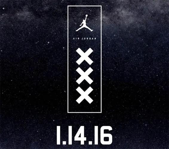 【新作】1/14からナイキ エア ジョーダン 30がリリース! (NIKE AIR JORDAN XXX)