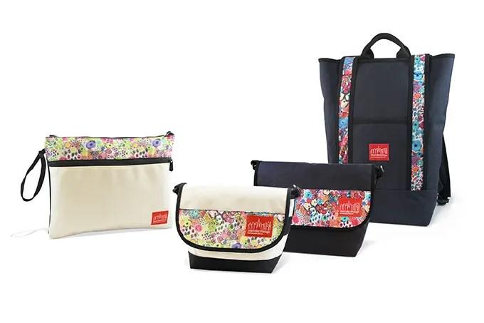 Manhattan Portage × Liberty Fabricが2月から発売! (マンハッタンポーテージ リバティ ファブリック)
