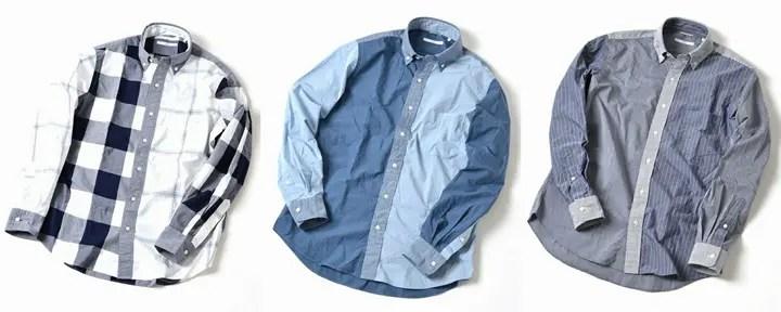 SHIPS クレイジーパターン ボタンダウン シャツが2月上旬発売! (シップス)