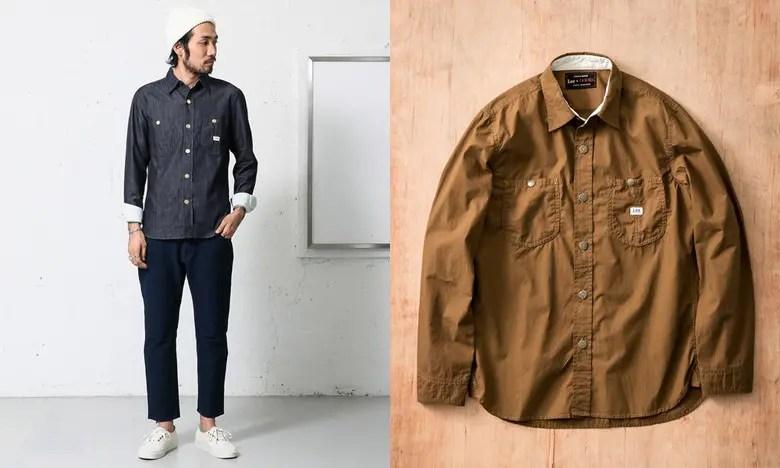 Lee × URBAN RESEARCH DOORS デニムワークシャツが3月上旬発売! (リー アーバンリサーチ ドアーズ)