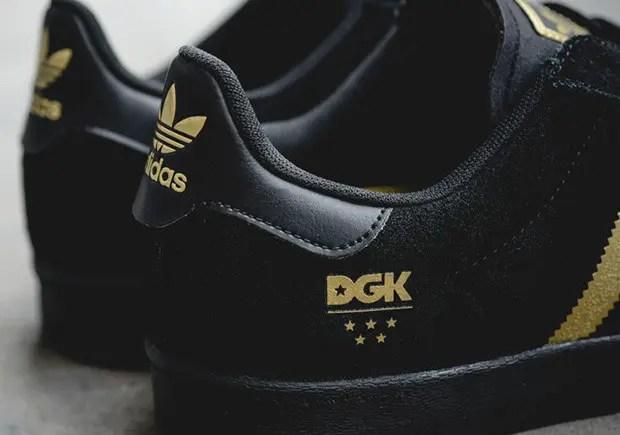 2/1発売予定!DGK x adidas Skateboarding 2016 COLLECTION (ディージーケー アディダス スケートボーディング)