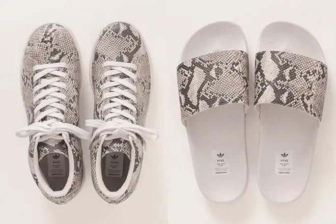 adidas Originals by HYKE 2016年 春夏アイテムが3/16から発売!(アディダス オリジナルス ハイク)