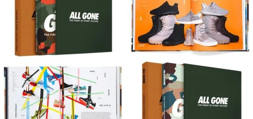 2015年のストリートカルチャーを詰め込んだ「ALL GONE 2015」が海外展開!特製BOXセットも同時発売!