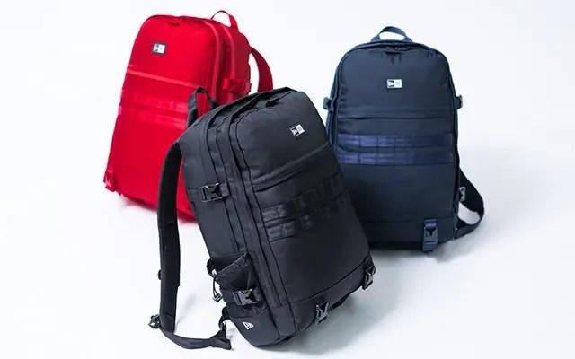 New Eraから新型のバックパック『Smart Pack』が登場! (ニューエラ スマートパック)