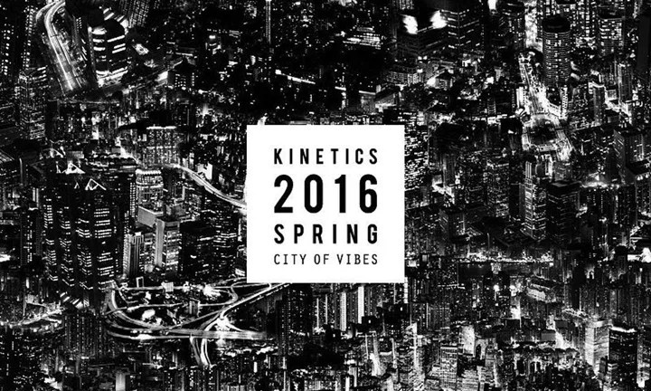 Kinetics 2016 SPRING COLLECTIONが近日発売! (キネティクス 2016年 春モデル コレクション)