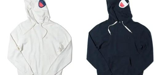 OSHMAN'S別注!2016年 春夏モデル Champion Big Logo Sweat Hoodが発売中! (オッシュマンズ チャンピオン)
