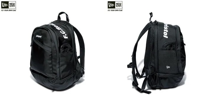 F.C.R.B. × New Eraとのコラボ! AUTHENTIC LOGO BACK PACK/MOBILE POUCHが2/27発売!