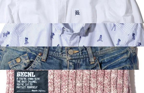 """バックチャンネル (Back Channel)から上質な""""オックスフォード""""を使用したボタンシャツやリネン混のコットンを使用したリブ編みのワッチキャップが発売!"""