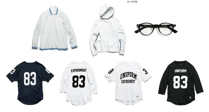 3/12発売!uniform experiment 2016年 春夏 レギュラーアイテム!(ユニフォーム・エクスペリメント 2016 SPRING/SUMMER regular)