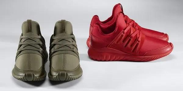 プレミアム素材が選択可能!mi adidas TUBULAR RADIALがカスタマイズ開始!(マイアディダス チュブラー ラジアル)
