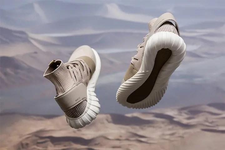 """国内3/19発売予定!アディダス オリジナルス チュブラー ドゥーム プライムニット新色 """"ダスト/サンド"""" (adidas Originals TUBULAR DOOM PRIMEKNIT SPECIAL FORCES """"dust sand"""") [BA8722]"""