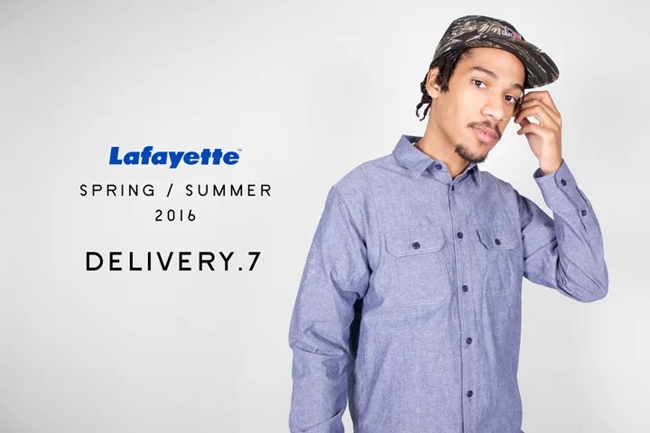 Lafayette 2016 SPRING/SUMMER COLLECTION 7th デリバリー!3/19から発売!(ラファイエット)