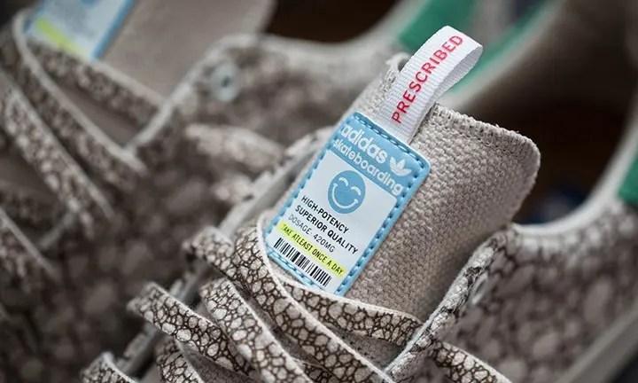BAIT × adidas STAN SMITH VULCが海外4/20発売! (バイト アディダス スタンスミス バルカ)