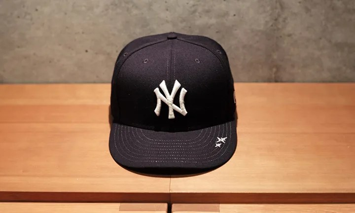 WHIZ LIMITED × New York Yankees × New Era ベースボールキャップがゲリラリリース! (ウィズ リミテッド ニューヨーク ヤンキース ニューエラ)