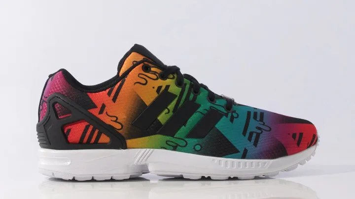 2016年夏季オリンピックに向けたアディダス オリジナルス ゼットエックス フラックス (adidas Originals ZX FLUX) [S75495]