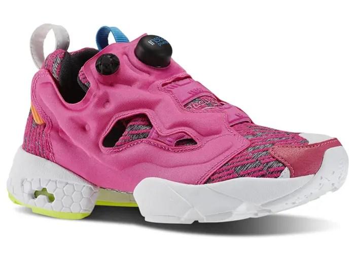 "REEBOK WMNS INSTA PUMP FURY CELEBRATE ""Dynamic Pink""が海外展開!(リーボック ウィメンズ インスタ ポンプ フューリー セレブレイト ""ダイナミック ピンク"") [AQ9242]"