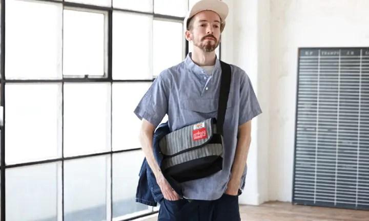 Manhattan Portage × BIG JOHNのコラボバッグが3型6/11発売! (マンハッタンポーテージ ビッグジョン)