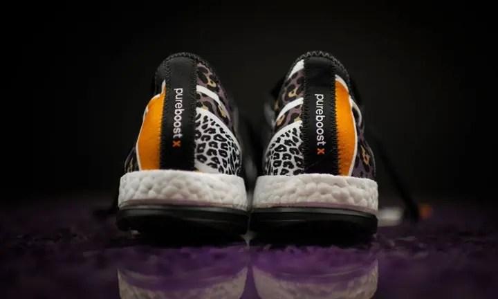 """海外展開!adidas WMNS PURE BOOST X """"Animal Print"""" (アディダス ウィメンズ ピュア ブースト エックス """"アニマル プリント"""") [AQ6693]"""