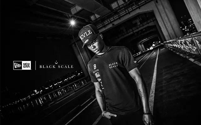 6/14発売!New Era × BLACK SCALE 第2弾 コレクション! (ニューエラ ブラック スケール)