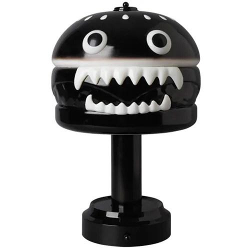6/22から伊勢丹新宿店先行発売!巨大ハンバーガーランプ「UNDERCOVER HAMBURGER LAMP BLACK」 (アンダーカバー ハンバーガー ランプ)