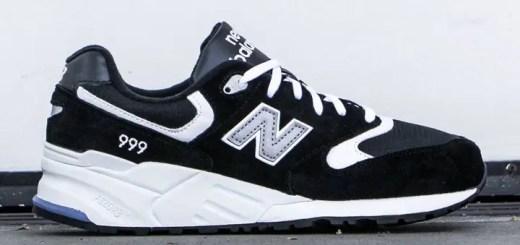 """7月上旬発売!ニューバランス 999 90s ML999LUR """"ブラック/ホワイト"""" (New Balance 999 90s ML999LUR """"Black/White"""") [ML999LUR]"""