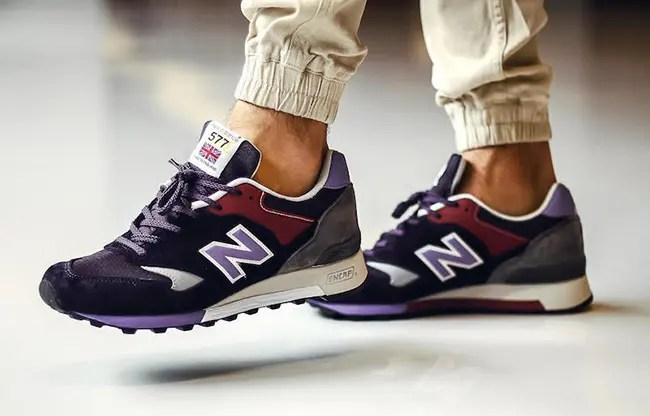 """海外展開!New Balance M577 English Tender """"Dark Purple"""" (ニューバランス M577 イングリッシュ テンダー """"ダーク パープル"""") 「M577ETP」"""