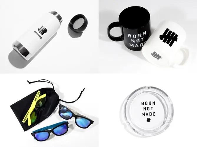 UNDEFEATEDからサングラス/ステンレスボトル/マグカップ/灰皿などのグッズが発売! (アンディフィーテッド)