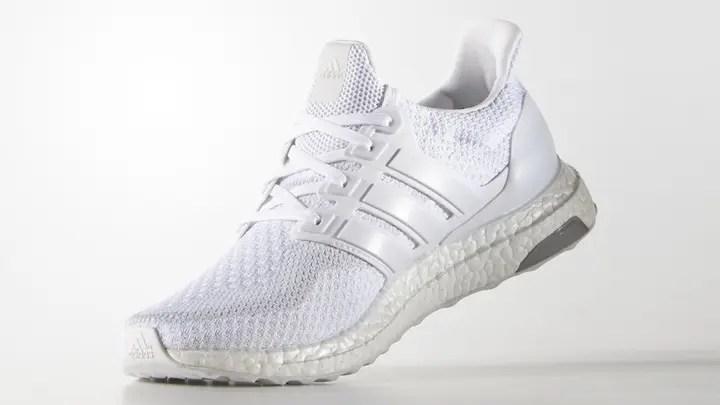 """9/7発売!アディダス ウルトラ ブースト ヘザー """"トリプル ホワイト"""" (adidas ULTRA BOOST HEATHER """"Triple White"""") [AQ5929]"""