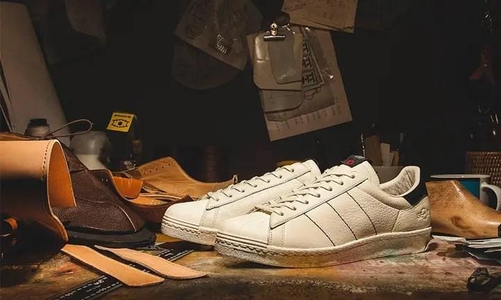 8/20発売!カシーナ × アディダス コンソーシアム ツアー スーパースター 80s (kasina × adidas Consortium Tour SUPERSTAR 80s) [BB1835]