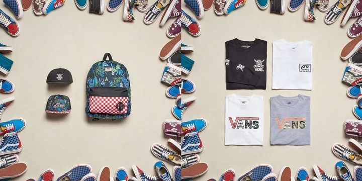 "8/11発売!VAN 50TH ANNIVERSARY ""VAN DOREN APPROVED"" COLLECTION"" (バンズ 50周年 バン ドーレン)"
