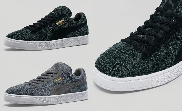 PUMA SUEDE WOOLY Global Exclusive 2カラー (プーマ スエード ウーリー グローバル エクスクルーシブ) [363291-01,02]