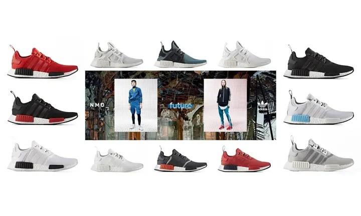 国内8/18発売!adidas Originals NMD_R1/XR1 全12カラー (アディダス オリジナルス エヌ エム ディー ランナー) [BB1967,8,69,70][BB3684][S31505,6][S31510,11][S32212][S76004,13]