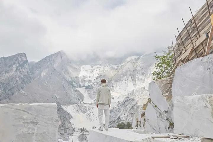 """海外近日展開!END × New Balance """"MARBLE WHITE"""" (エンド ニューバランス """"マーブル ホワイト"""")"""
