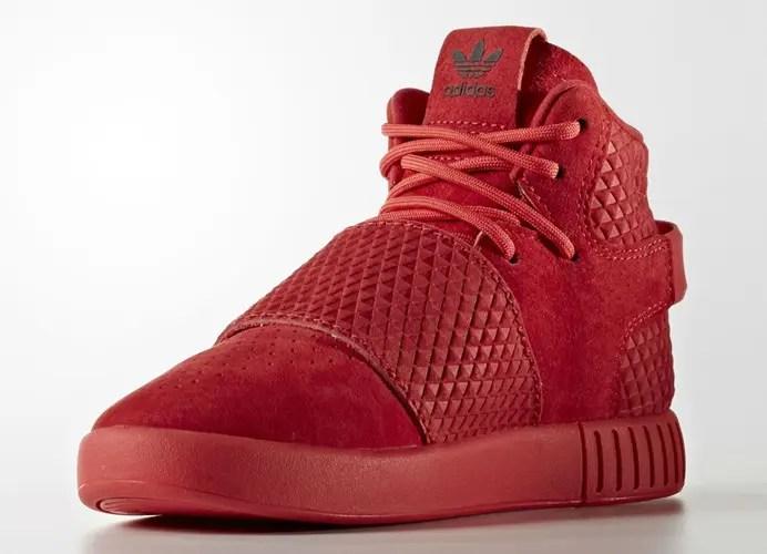 """通称「Red October」 アディダス オリジナルス チュブラー インベーダー ストラップ """"レッド オクトーバー"""" (adidas Originals TUBULAR INVADER STRAP)"""