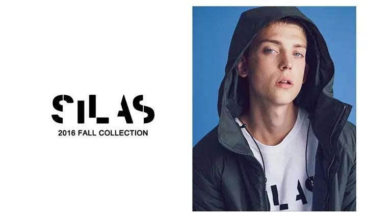 SILAS 2016 FALL LOOKBOOKが公開!アイテムの一部が先行販売中! (サイラス)