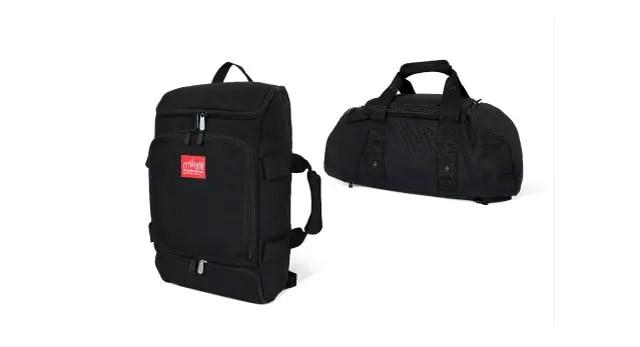Manhattan Portage USで人気シリーズを日本規格にモディファイした「Ludlow Convertible Backpack JR」が8/27に発売! (マンハッタンポーテージ)