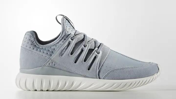 """アディダス オリジナルス チュブラー ラジアル """"ライト グレー"""" (adidas Originals TUBULAR RADIAL """"Light Grey"""") [S80112]"""