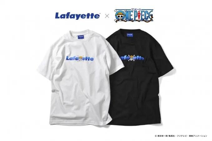 ラファイエット × ワンピースがコラボ!Lafayette 2016 AUTUMN/WINTER COLLECTION 3rd デリバリーで8/27から発売!(ラファイエット ONE PIECE)