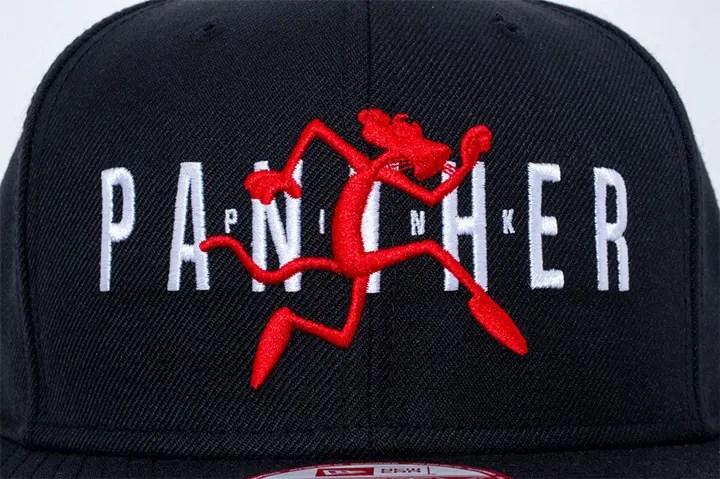 PINK PANTHER × New Eraがコラボ!直営限定やJORDANライクなアイテムが8/30から発売! (ピンクパンサー ニューエラ)